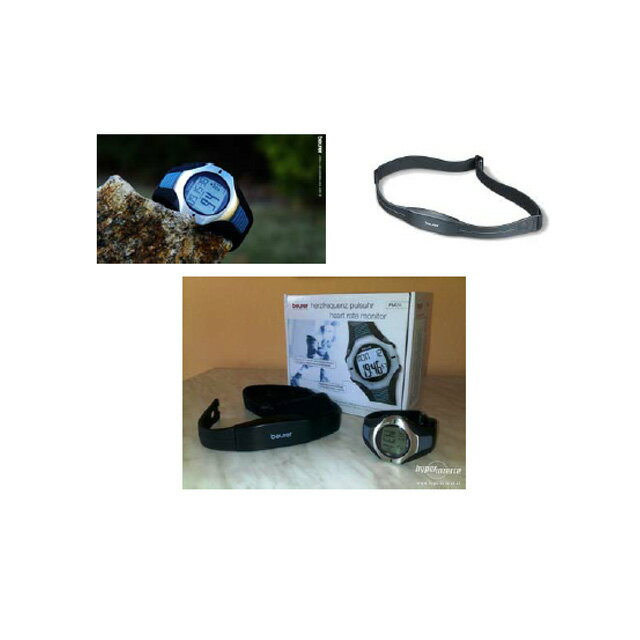 Beurer PM 25 Pulsuhr Heart Rate Monitor Watch - amazon.com
