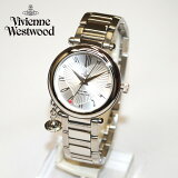Vivienne Westwood (ヴィヴィアンウエストウッド) 腕時計 VV006SL ORB シルバー 時計 レディース ヴィヴィアン タイムマシン 【(※北海道・沖縄は1,