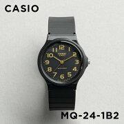 【並行輸入品】【10年保証】CASIO カシオ スタンダード メンズ MQ-24-1B2 腕時計 レディース キッズ 子供 男の子 女の子 チープカシオ チプカシ アナログ ブラック 黒
