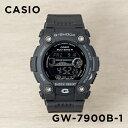 【電波】【ソーラー】CASIO G-SHOCK カシオ Gショック GW-7900B-1 腕時計 メンズ ジーショック デジタル ソーラー電波時計 防水 ブラック 黒