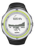 SUUNTO CORE LIGHT GREEN スント コア ライトグリーン SS013318010 送料無料 腕時計 時計 ブラック 黒 グリーン 緑