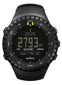 SUUNTO CORE ALL BLACK スント コア オール ブラック SS014279010 送料無料 腕時計 時計 メンズ アウトドア ブラック 黒