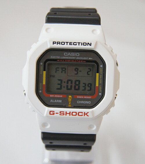 CASIO G-SHOCK DW-5600WC 腕時計 【】
