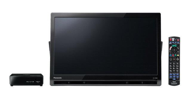 Panasonic ポータブル地上・BS・110度CSデジタルテレビ UN-19FB8