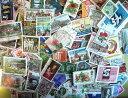 海外使用済み切手 30枚