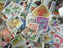 海外・外国の花・植物の切手(使用済み切手 30枚)