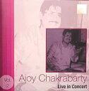 ショッピングconcert Ajoy Chakrabarty Live in Concert Vol.2 / cd あす楽