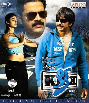 DVD 光碟藍光寶萊塢特拉古文電影踢 BD 印度