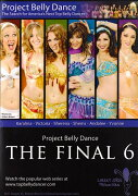 Project Belly Dance The Final 6 / ベリーダンス DVD レッスン パフォーマンス あす楽