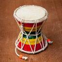装飾用ダムルー シヴァのでんでん太鼓 / インド 打楽器 民族楽器 ドラム インド楽器 エスニック楽器 ヒーリング楽器