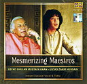 Ustad Ghulam Mustafa Khan and Zakir Hussain Mesmerizing Maestros / タブラ CD ザキール cd レビューでタイカレープレゼント あす楽