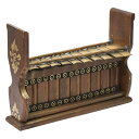 【ガムラン】 現地土産のミニガムラン 大 / バリ お土産 民族楽器 インド楽器 エスニック楽器 ヒーリング楽器