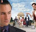 """2008年のヒット作""""Thoda Pyaar Thoda Magic""""のサウンドトラック。この映画は家族の絆や大切さを語る映画であり、そのサウンドドラックは明るく爽やかな印象になっている。映画DVDのティラキタ特製日本語字幕もただいま製作中!一緒に揃えれば3倍楽しみが増します!収録曲一覧1.Pyaar Ke Liye - Shankar Mahadevan[5:07]2.Nihaal Ho Gayi - Shankar Mahadevan[4:11]3.Bulbula - Shankar Mahadevan & Sunidhi Chauhan[3:21]4.Lazy Lamhe - Anusha Mani[5:12]5.Beetay Kal Se - Shreya Ghoshal & Sneha Suresh[4:56]6.Nihaal Ho Gayi (Remix) - DJ Aqeel[3:51]7.Lazy Lamhe (Remix) - DJ Aqeel[5:58]■Thoda Pyaar Thoda Magic [CD]の詳細ブランドYashraj商品詳細AudioCD1枚。普通のCDプレーヤーで視聴可能。おことわり*紙のジャケットがインドからの輸送中による折れ、端切れ、汚れ等ある場合がございます。また、商品タグやレシートなどが貼られている場合がございますが、剥がすことが出来ない場合は、そのままお送りさせていただきます。予め、ご了承の上お選び下さい。インド商品について弊社では「現地の雰囲気をそのまま伝える」というコンセプトのもと、現地で売られている商品を日本向けにアレンジせず、そのまま輸入・販売しております。日本人の視点で商品を検品しておりますが、インドならではの風合いや作りのものもございます。全く文化の異なる異国から来た商品とご理解ください。アーティスト、俳優Shankar Mahadevan,Sunidhi Chauhan,Anusha Mani,Shreya Ghoshal,Sneha Suresh,DJ Aqeel アーティスト:シャンカール・マハーデーヴァン(Shankar Mahadevan):ボーカル スニディ・チョーハン(Sunidhi Chauhan): アニュシャ・マニ(Anusha Mani): シュリア・ゴシャル(Shreya Ghoshal): スネハ・スレシュ(Sneha Suresh): アキール(DJ Aqeel):DJ配送についてあす楽についてクーポンプレゼントキャンペーンについてこちらの商品は「商品レビューを書いて、200円OFFクーポンプレゼント」キャンペーンの対象商品です。以下の画像をクリックで、キャンペーンの詳細ページをチェック!映画音楽収録曲一覧1.Pyaar Ke Liye - Shankar Mahadevan[5:07]2.Nihaal Ho Gayi - Shankar Mahadevan[4:11]3.Bulbula - Shankar Mahadevan & Sunidhi Chauhan[3:21]4.Lazy Lamhe - Anusha Mani[5:12]5.Beetay Kal Se - Shreya Ghoshal & Sneha Suresh[4:56]6.Nihaal Ho Gayi (Remix) - DJ Aqeel[3:51]7.Lazy Lamhe (Remix) - DJ Aqeel[5:58]"""