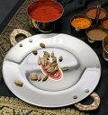 タヴァ(直径:18cm程度) フライパン カレー 皿 鍋 エスニック アジア インド 食品 食材 調理器具 食器 インドアジアの食材・食器フライパン タヴァ(直径:18cm程度) / レビューでタイカレープレゼント あす楽