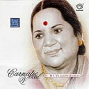 Carnatic Vocal Dr. M.L. Vasanthakumari / cd あす楽