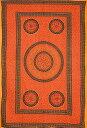 マルチクロス マンダラ【約200cm×約130cm】 ソファカバー 布 壁掛け カーテン 選択A-