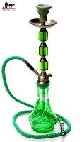 シーシャ(水タバコ)緑【約52cm】 / フレーバー シーシャの炭 送料無料 レビューでタイカレープレゼント あす楽