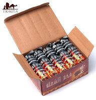 シーシャの炭 10個x10セット 100回分 / 水タバコ フレーバー 水パイプ sheesha エスニック インド アジア 雑貨