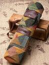 〔一点もの〕伝統を紡いだ インドキリムのヨガマット