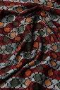 約2メートル ネパール伝統のダッカ織り布 / ダカ 手芸 手織り レビューでタイカレープレゼント あす楽