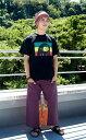 モン族刺繍のタイパンツ 【送料無料&あす楽】 コットン 男性用 女性用 アジア エスニック 衣料 服 ファッション インド