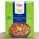 インドカレー パンジャブ チョレ Punjabi Chhole パンジャビ風ヒヨコ豆カレー 【Gits】 Gits(ギッツ) / あす楽