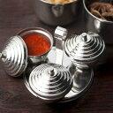 テーブルトップマサラケース【フタつき・3box】 マサラボックス インド スパイス エスニック アジア 食品 食材