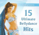 15 Ultimate Bellydance Hits CD...