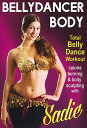 BELLYDANCER BODY-TOTAL WORKOUT with SADIE DVD 【送料無料&250円キャッシュバック!】