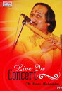 ショッピングCONCERT Ronu Majumdar Live in Concert【SAGARIKA DVD】 / あす楽