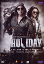 HOLIDAY Soldier Is Never Off Duty DVD / アクション インド映画 スリラー 2014 TOP10 dvd レビューでタイカレープレゼント あす楽