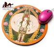 マウスパッド - 千手観音(Avalokitesvara) エスニック インド アジア 雑貨 ネパール チベット