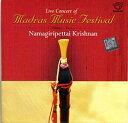 ショッピングCONCERT Live Concert of Madras Music Festival Vol. 2 / 南インド古典 cd あす楽