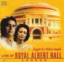 cd Jagjit and Chitra Singh Live at ROYAL ALBERT HALL Saregama / RPG レビューでタイカレープレゼント あす楽