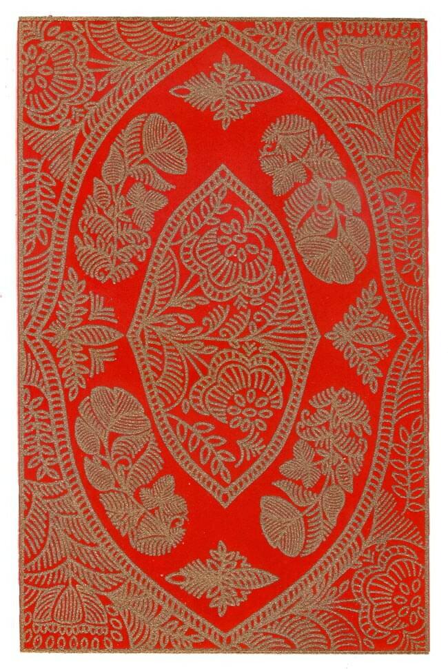 インドのメッセージカードセット MAYURI / Chimanlals チマンラール レターセット レビューでタイカレープレゼント あす楽