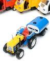 迷你車 - インドの働く車 水タンク車 黄 / おもちゃ 乗り物 自動車 あす楽