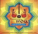 Passage To India Instrumental 2CDs / インド古典音楽 インストゥルメンタル Sony インド音楽CD 民族音楽