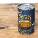 ローファット キヌア ケール レンティル スープ 缶詰 Quinoa Kale Lentil Soup 【Amy's Kitchen】 / ALISHAN オーガニック レビューで..