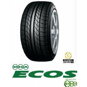 ヨコハマ DNA ECOS(エコス) ES300 255/45R18 99W よりエコロジーな走りを追求した新世代スタンダードタイヤ!(2本以上で送料無料!)
