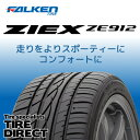 在庫処分!2013年製 新品 ファルケン ZE912 205/60R15 91H FALKEN ジークス ZE912 205/60-15 夏タイヤ※ホイールは付属いたしません。