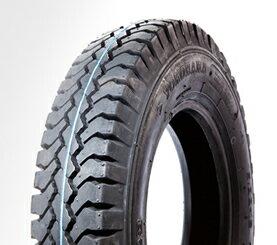 【新品】【小・中型トラック用タイヤ】5.00-12 4PR ヨコハマタイヤ Y823 T/L LT BIAS チューブレス