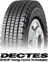 【送料無料】【新品】【スタッドレスタイヤ】【大型トラック用タイヤ】11R22.5 14PR ダンロップ DECTES SP061