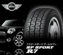 【送料無料】【新品】【乗用車用タイヤ】165/70R10 ダンロップ SP SPORT R7 MINI 新車装着用タイヤ
