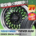 225/50R18 109/107R TOYO TIRES トーヨー タイヤ H20 H20 ESSEX ENCM 1PIECE エセックス ENCM 1ピース...