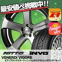 汽機車用品 - 245/40R19 NITTO ニットー INVO インヴォ VENERDi VIGORE ヴェネルディ ヴィゴーレ サマータイヤホイール4本セット