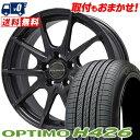 轮胎, 车轮 - 225/60R16 HANKOOK ハンコック OPTIMO H426 オプティモ H426 LeyBahn WGS レイバーン WGS サマータイヤホイール4本セット