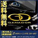 GANADOR マフラー Vertex 4WD/SUV ニッサン エクストレイル DBA-NT32 H25/12〜 品番:GDE-647 ガナドール