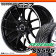 サマータイヤ 235/50R18 101W XL フェデラル SS595 & レイズ ボルクレーシング G27 8.5-18 タイヤホイール4本セット