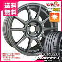 サマータイヤ 205/45R17 88W XL ダンロップ ディレッツァ DZ102 & SSR GTX01 7.0-17