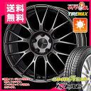 サマータイヤ 215/45R17 91W XL グッドイヤー イーグル LSエグゼ & ENKEI エンケイ パフォーマンスライン PFM1 7.0-17 タイヤホイール4本セット